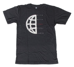Element Global Team T-Shirt - Black - Mens T-Shirt