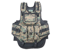 RAP4 Counterstrike Paintball Vest - Marpat