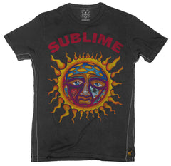 Sublime - 40 Oz. To Freedom - Black - Mens T-Shirt