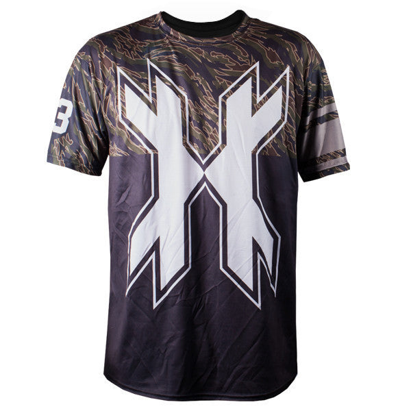 HK Army Mr. H Tiger Camo Dri Fit T-Shirt