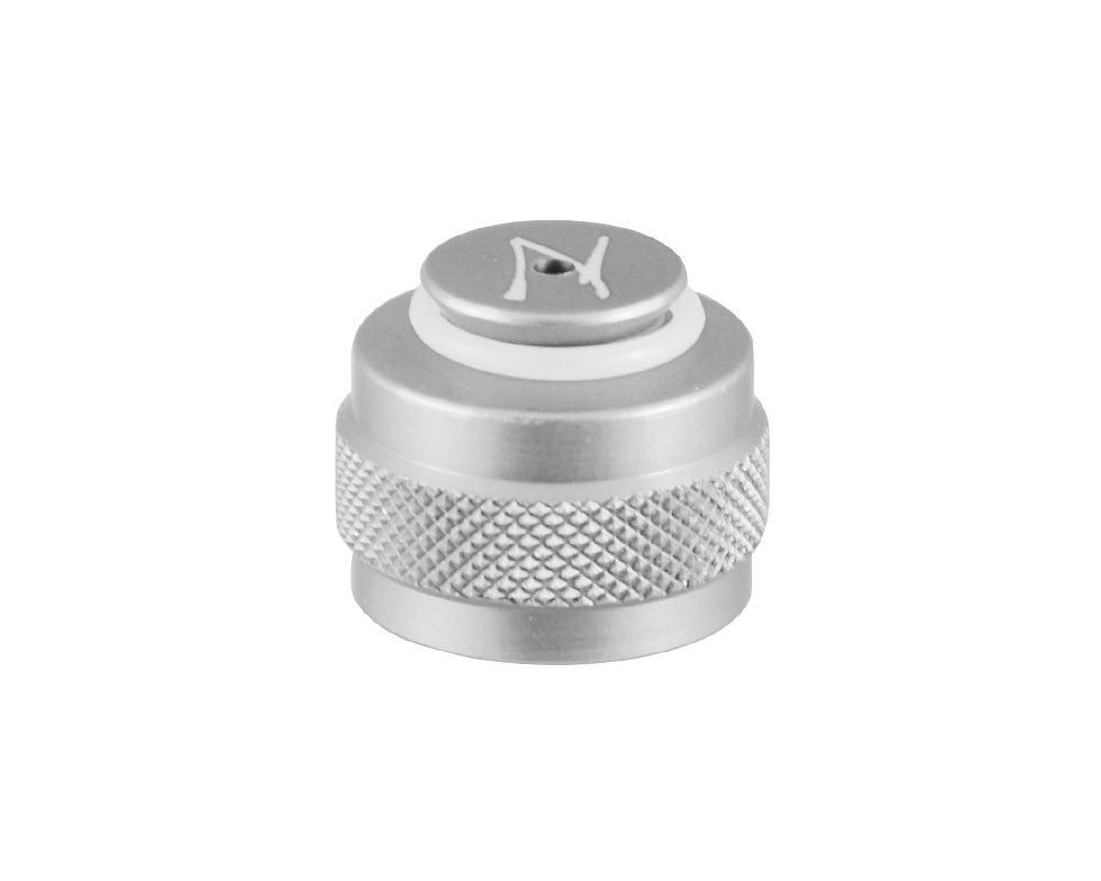 Ninja Tank Regulator Thread Protector - Silver