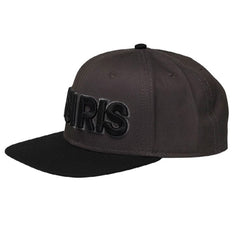 Osiris 83 Snapback - Charcoal/Black - Men's Hat