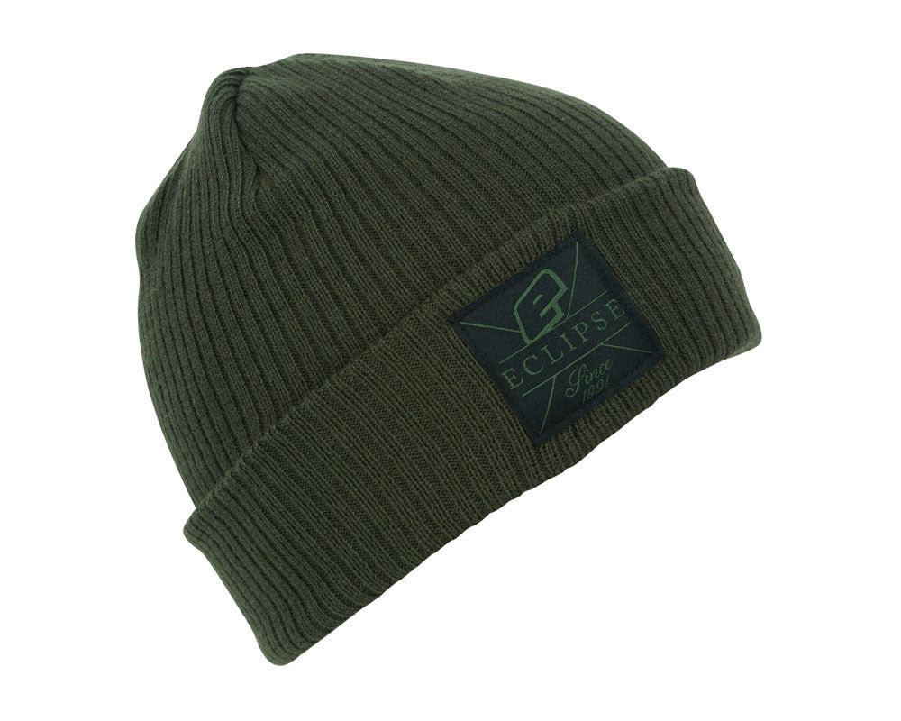 Planet Eclipse 2016 Prime Rollup Beanie - Olive
