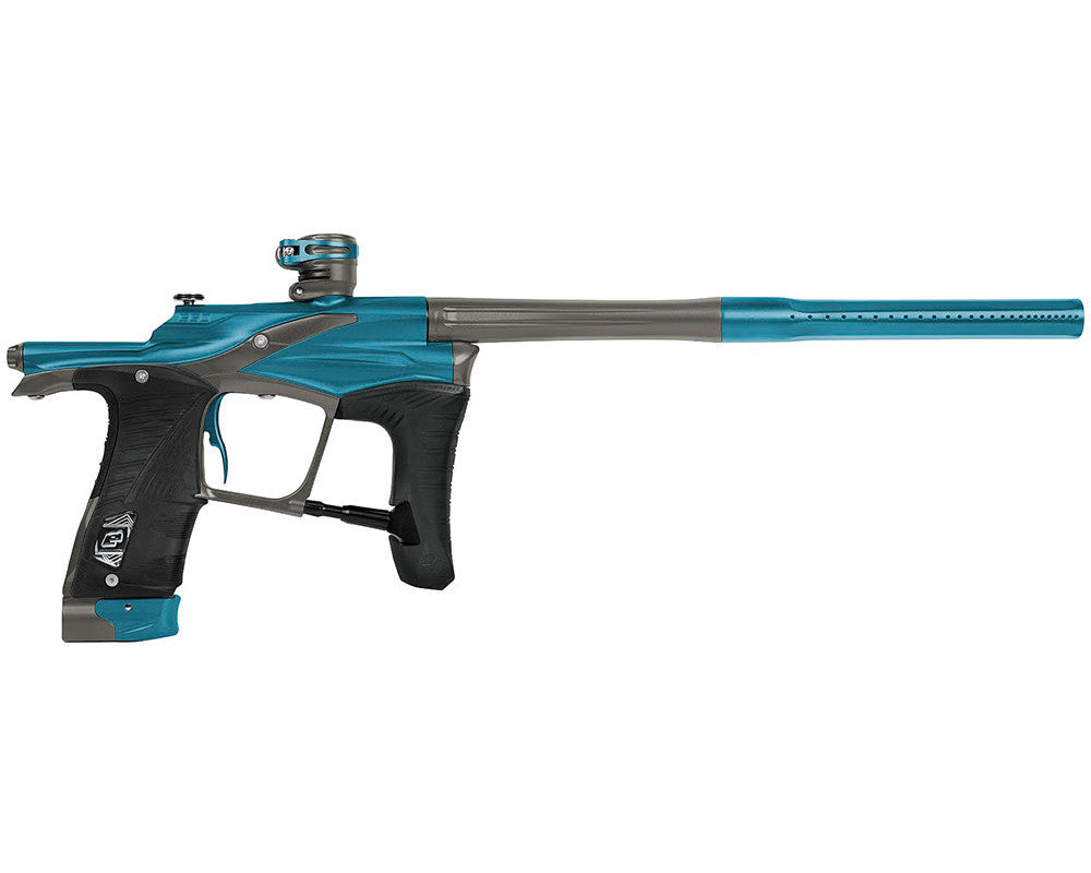 Planet Eclipse Ego LV1.1 Paintball Gun - Electric Blue/Grey