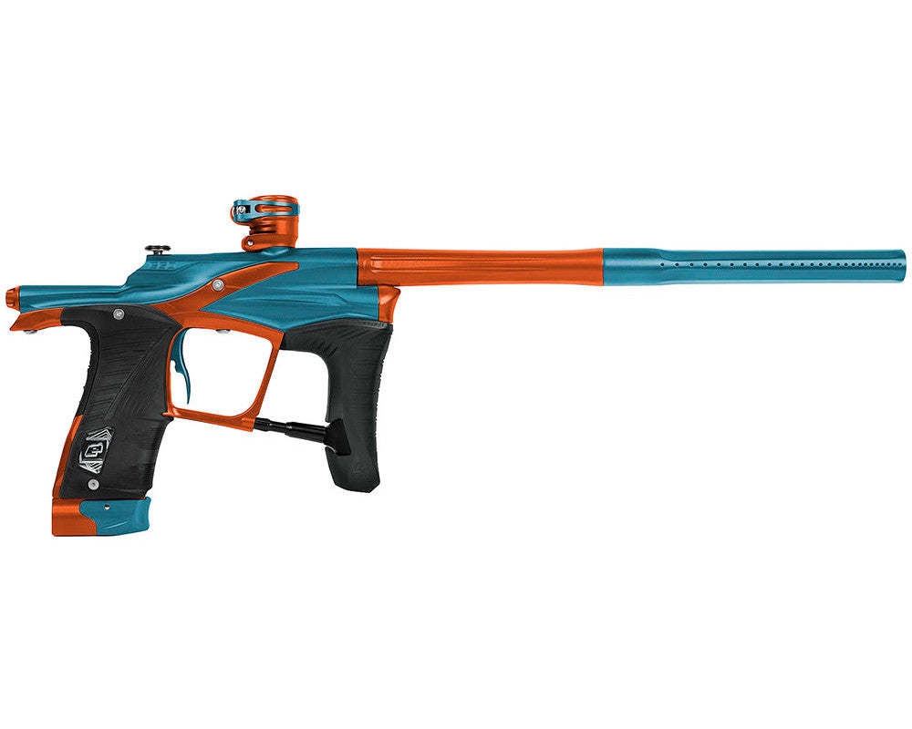 Planet Eclipse Ego LV1.1 Paintball Gun - Electric Blue/Orange