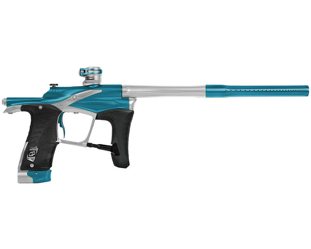 Planet Eclipse Ego LV1.1 Paintball Gun - Electric Blue/Silver