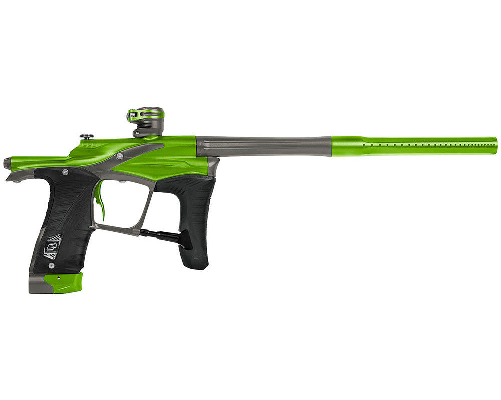 Planet Eclipse Ego LV1.1 Paintball Gun - Lime/Grey