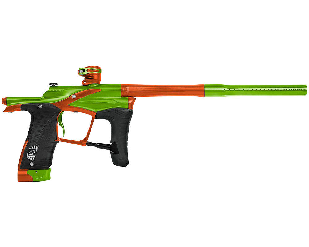 Planet Eclipse Ego LV1.1 Paintball Gun - Lime/Orange