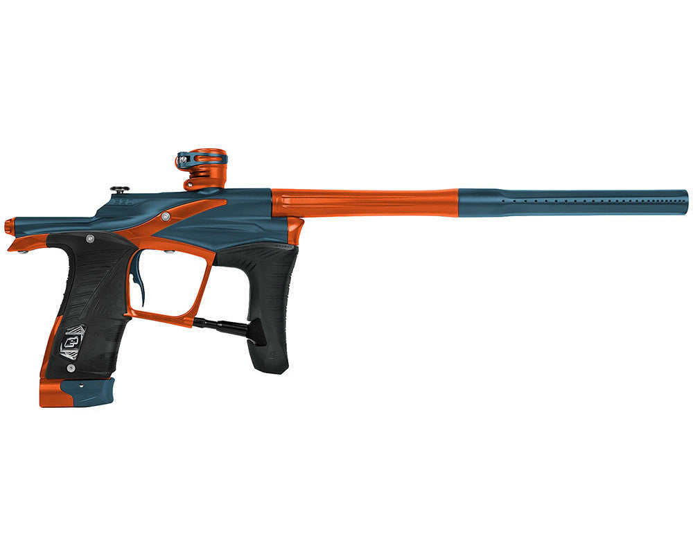 Planet Eclipse Ego LV1.1 Paintball Gun - Navy Blue/Orange