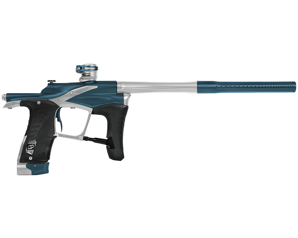 Planet Eclipse Ego LV1.1 Paintball Gun - Navy Blue/Silver