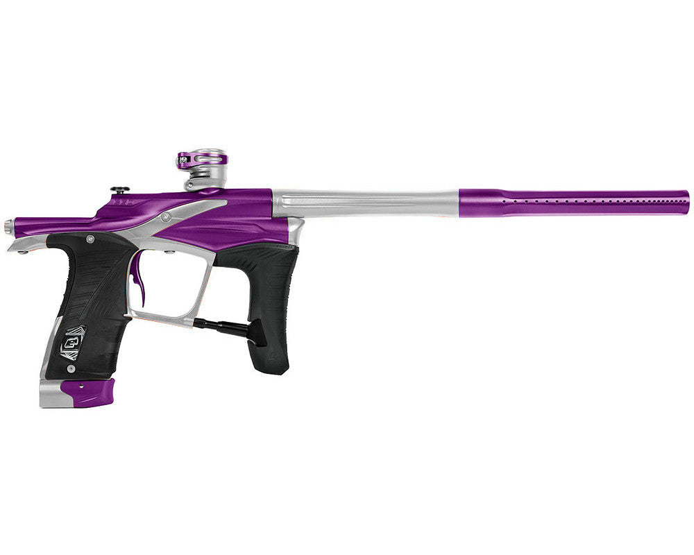 Planet Eclipse Ego LV1.1 Paintball Gun - Purple/Silver