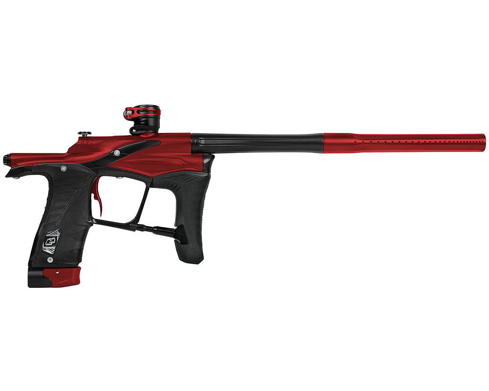 Planet Eclipse Ego LV1.1 Paintball Gun - Red/Black
