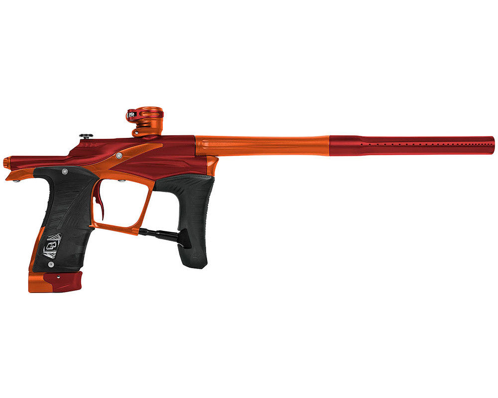 Planet Eclipse Ego LV1.1 Paintball Gun - Red/Orange