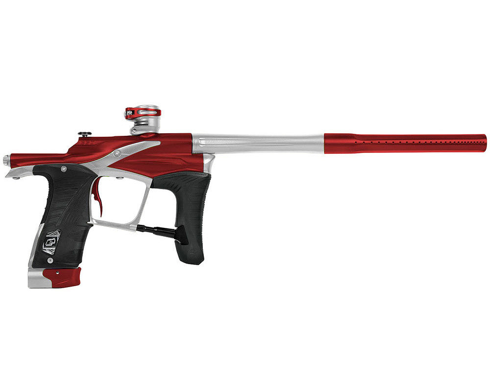 Planet Eclipse Ego LV1.1 Paintball Gun - Red/Silver