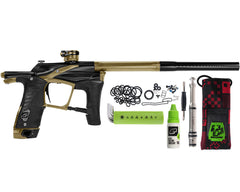 Planet Eclipse Paintball Gun - Ego LV1.5 - Black/Brown