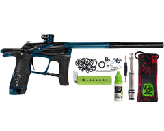 Planet Eclipse Paintball Gun - Ego LV1.5 - Black/Navy Blue