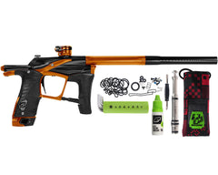 Planet Eclipse Paintball Gun - Ego LV1.5 - Black/Orange