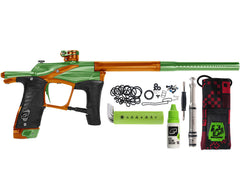 Planet Eclipse Paintball Gun - Ego LV1.5 - Green/Orange