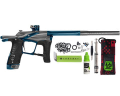 Planet Eclipse Paintball Gun - Ego LV1.5 - Grey/Navy Blue