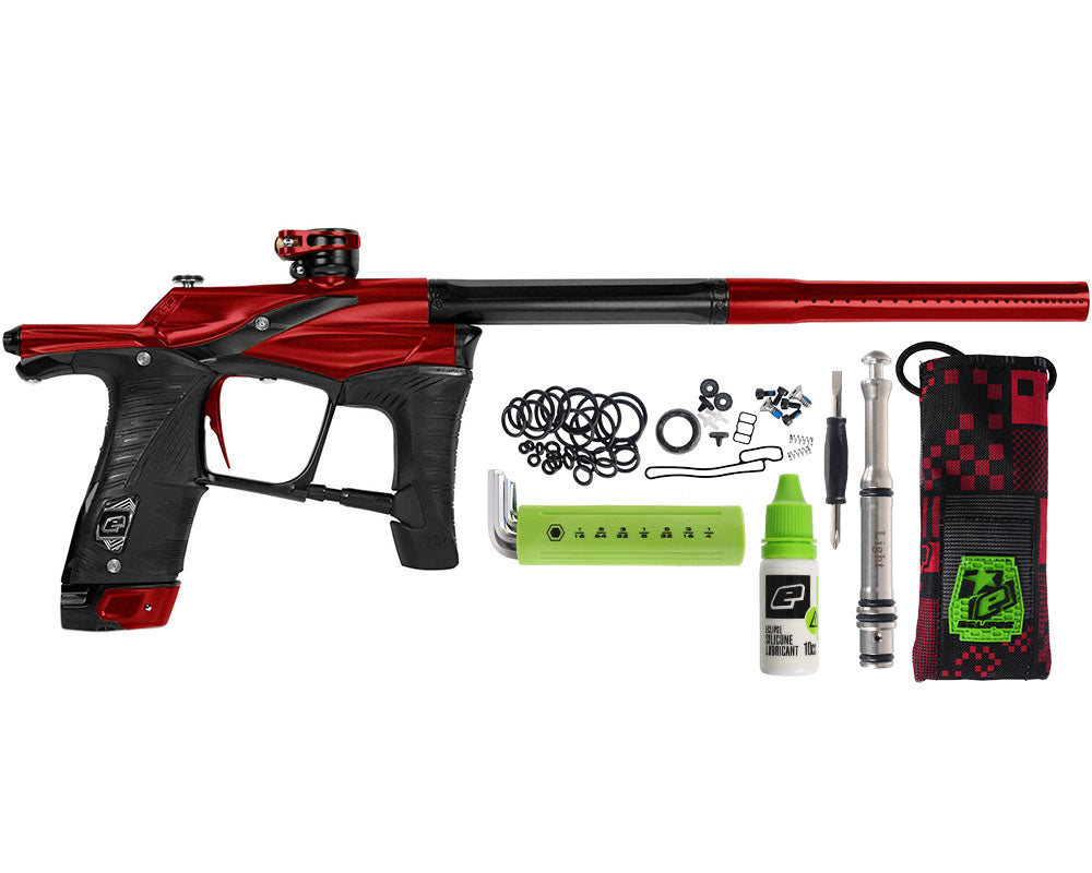 Planet Eclipse Paintball Gun - Ego LV1.5 - Red/Black