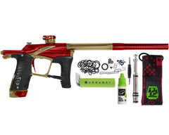 Planet Eclipse Paintball Gun - Ego LV1.5 - Red/Brown