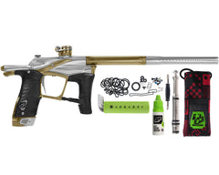 Planet Eclipse Paintball Gun - Ego LV1.5 - Silver/Brown