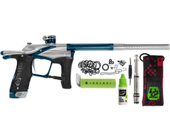 Planet Eclipse Paintball Gun - Ego LV1.5 - Silver/Navy Blue