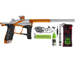 Planet Eclipse Paintball Gun - Ego LV1.5 - Silver/Orange