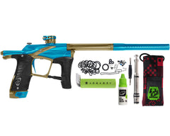 Planet Eclipse Paintball Gun - Ego LV1.5 - Teal/Brown