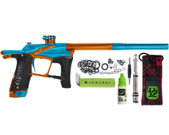 Planet Eclipse Paintball Gun - Ego LV1.5 - Teal/Orange