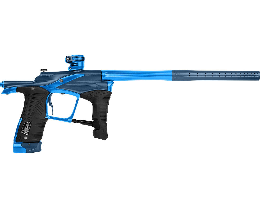Planet Eclipse Ego LV1 Paintball Gun - Dark Blue/Teal