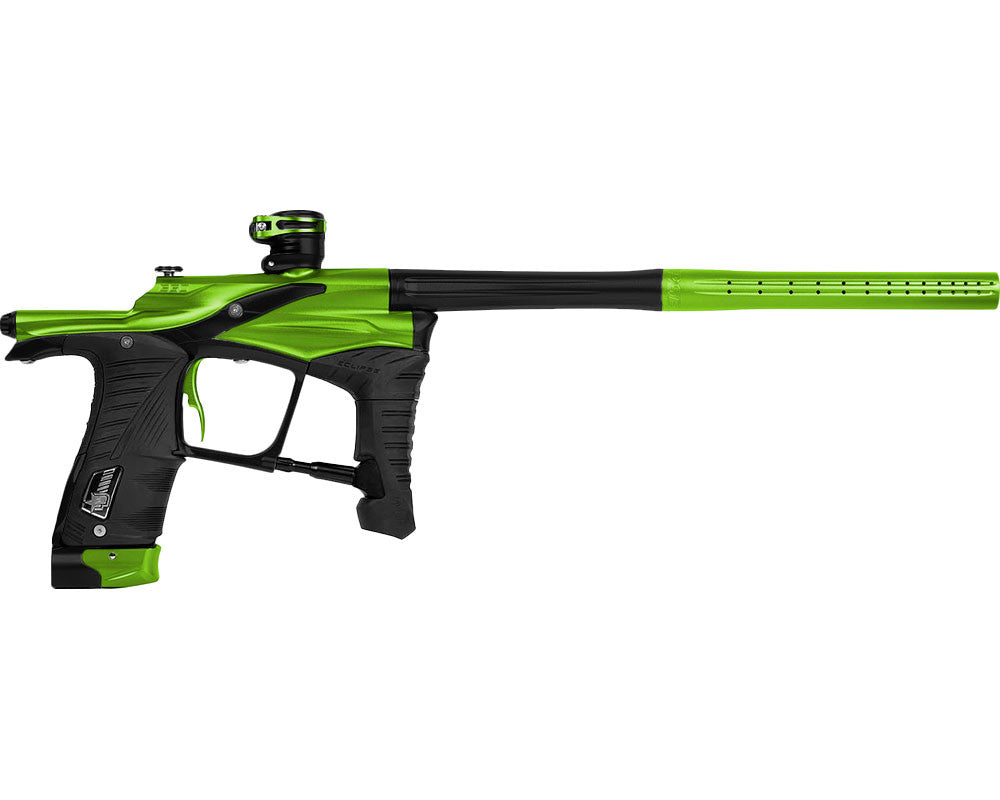 Planet Eclipse Ego LV1 Paintball Gun - Lime/Black