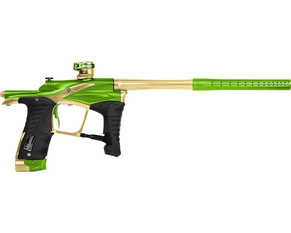 Planet Eclipse Ego LV1 Paintball Gun - Lime/Gold