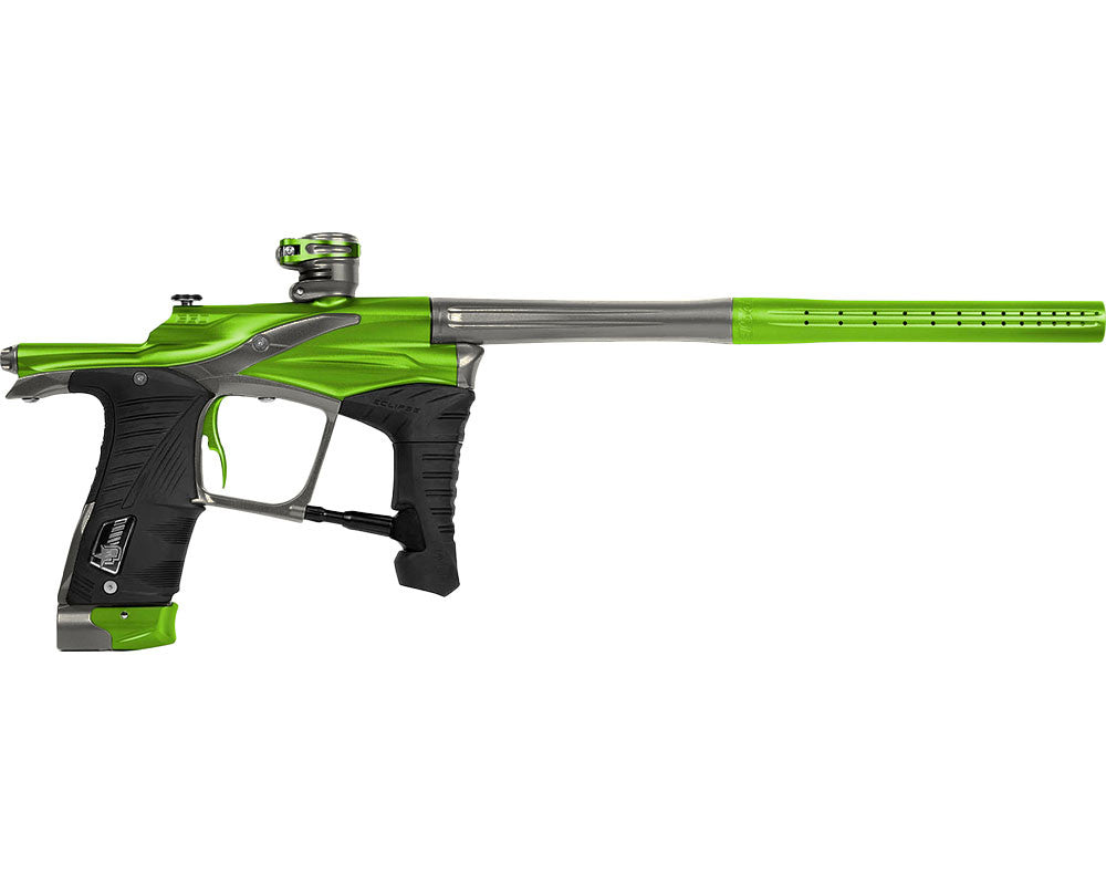 Planet Eclipse Ego LV1 Paintball Gun - Lime/Grey
