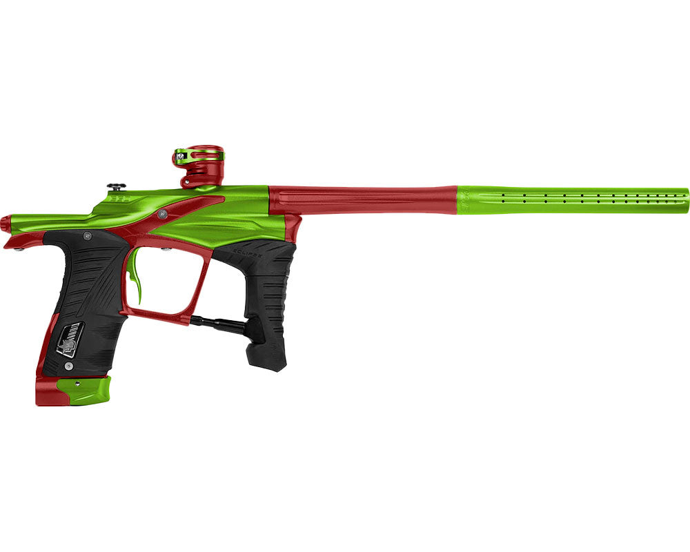 Planet Eclipse Ego LV1 Paintball Gun - Lime/Red