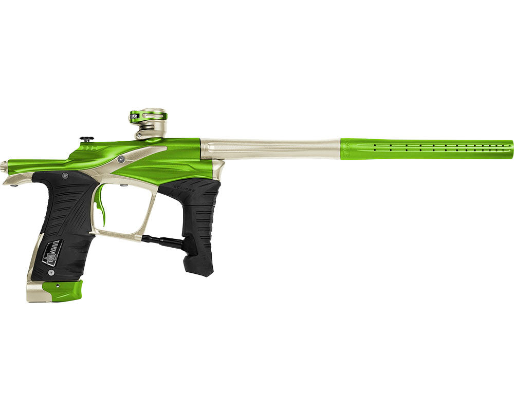 Planet Eclipse Ego LV1 Paintball Gun - Lime/Sandstone