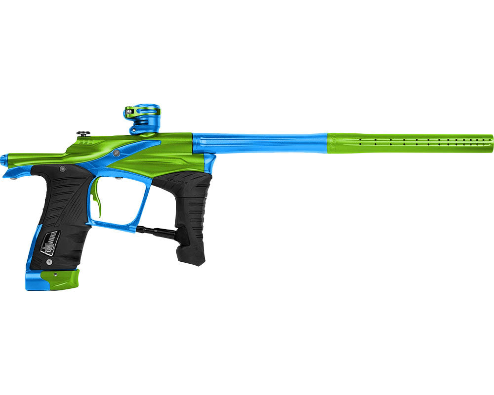 Planet Eclipse Ego LV1 Paintball Gun - Lime/Teal