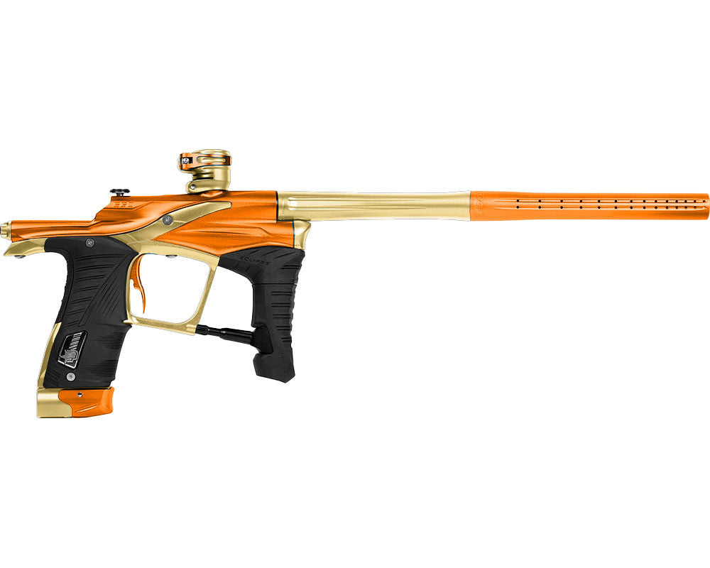 Planet Eclipse Ego LV1 Paintball Gun - Orange/Gold