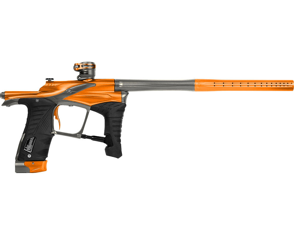 Planet Eclipse Ego LV1 Paintball Gun - Orange/Grey