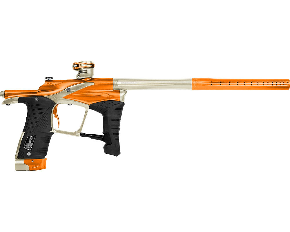 Planet Eclipse Ego LV1 Paintball Gun - Orange/Sandstone