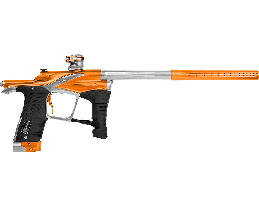 Planet Eclipse Ego LV1 Paintball Gun - Orange/Silver