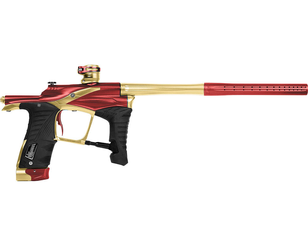 Planet Eclipse Ego LV1 Paintball Gun - Red/Gold