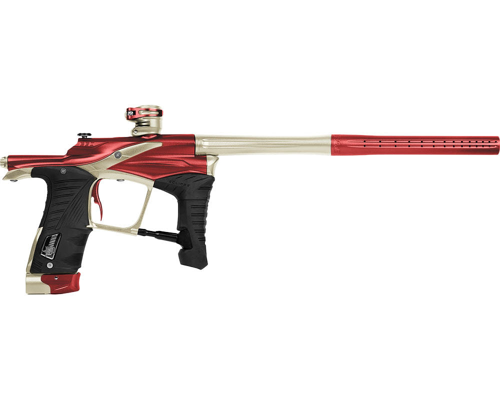 Planet Eclipse Ego LV1 Paintball Gun - Red/Sandstone