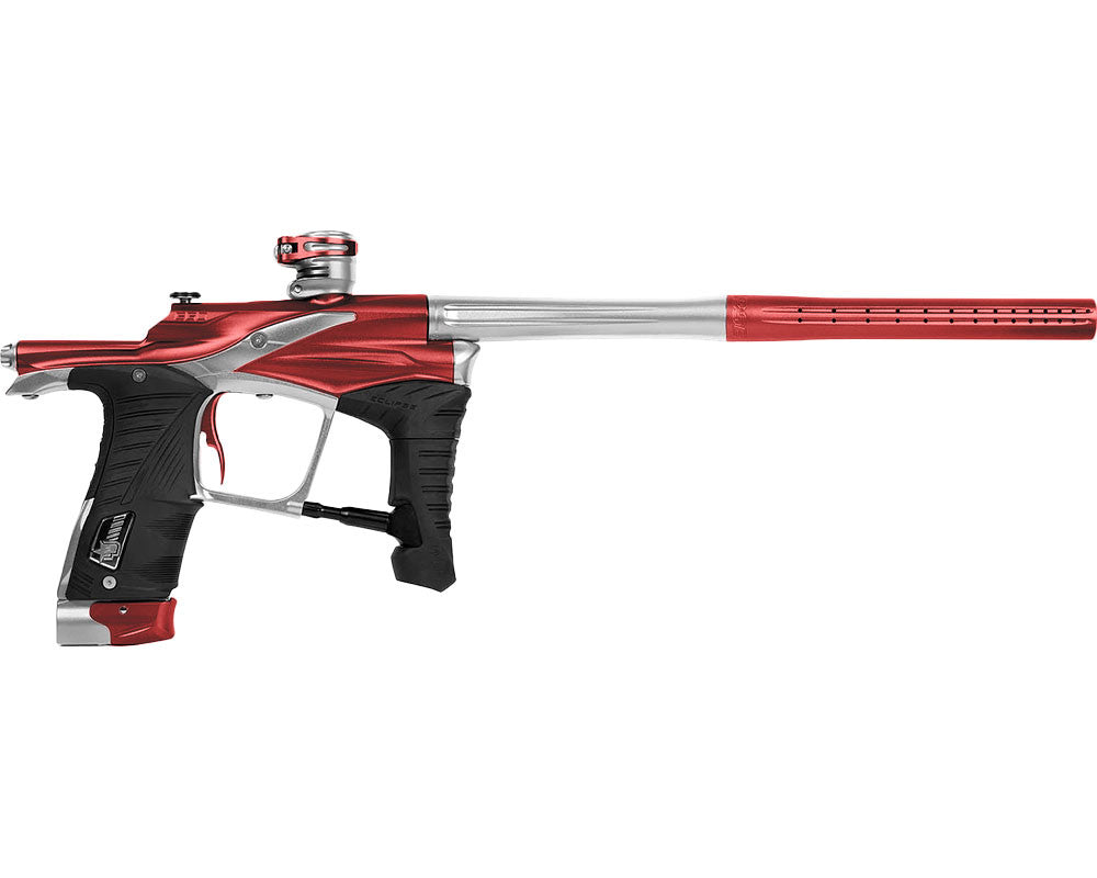 Planet Eclipse Ego LV1 Paintball Gun - Red/Silver