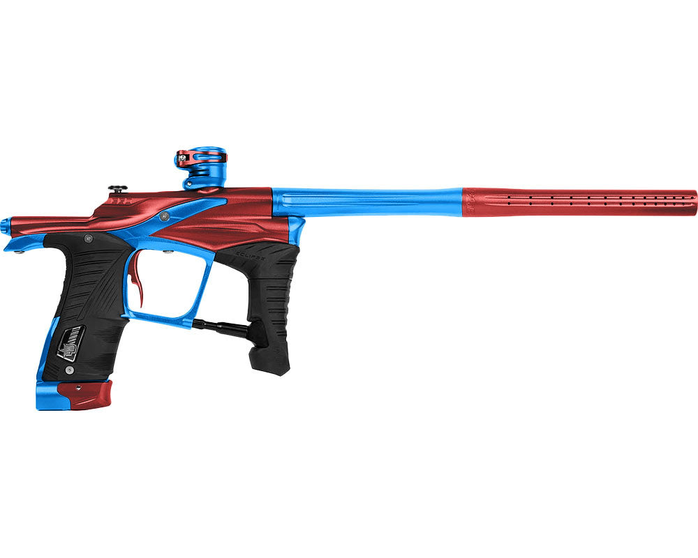 Planet Eclipse Ego LV1 Paintball Gun - Red/Teal
