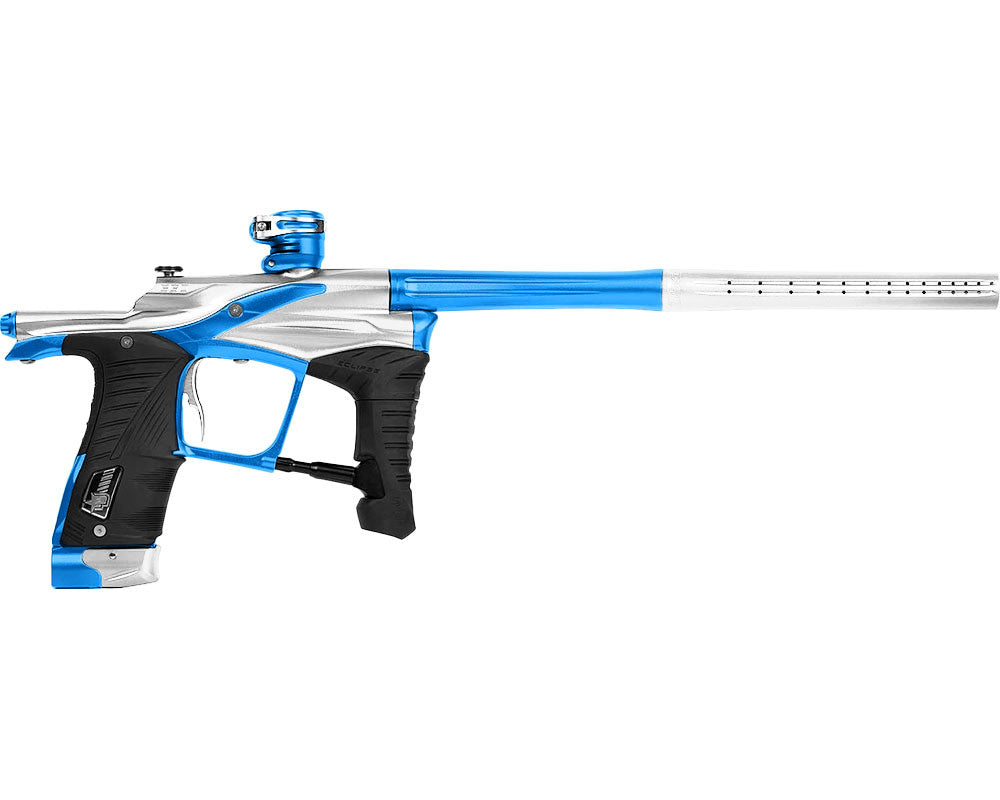 Planet Eclipse Ego LV1 Paintball Gun - Silver/Teal