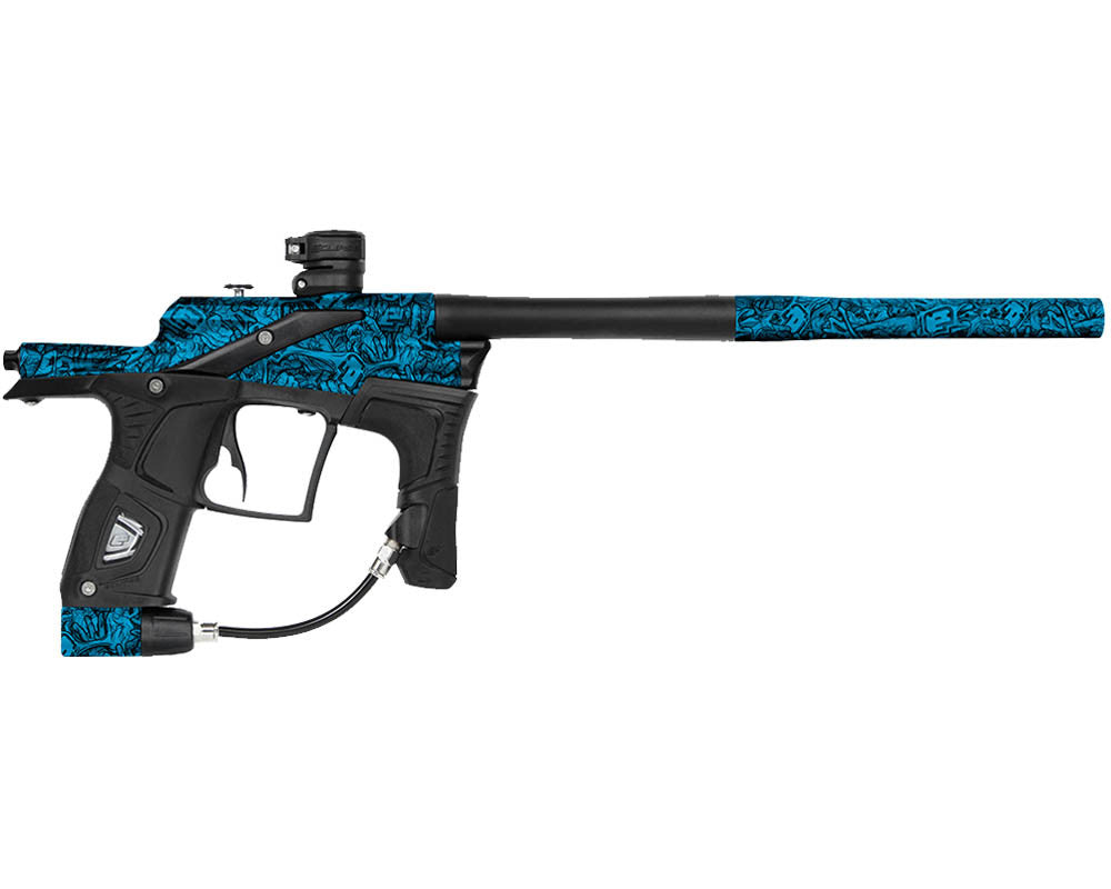 Planet Eclipse Etek 5 Paintball Gun - Stretch Ice