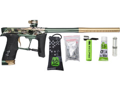 Planet Eclipse Geo 3.5 Paintball Gun - 187 Crew Leaf Camo