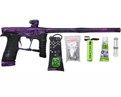 Planet Eclipse Geo 3.5 Paintball Gun - Acid Purple Fade