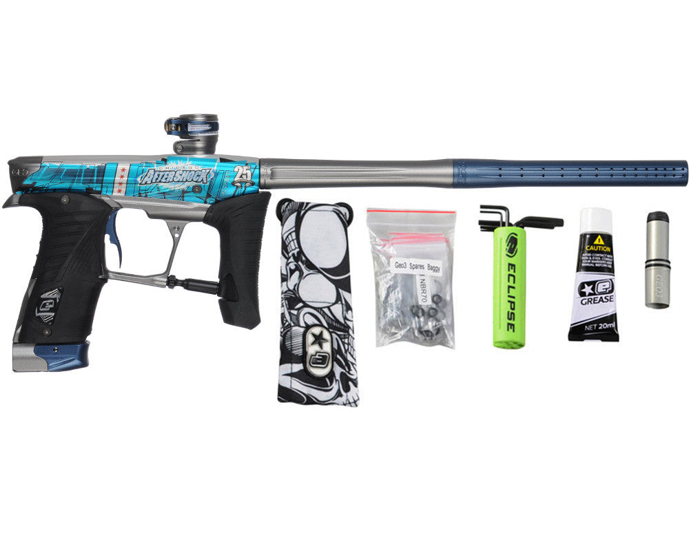 Planet Eclipse Geo 3.5 Paintball Gun - Aftershock 25th Anniversary